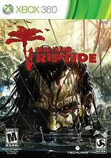 Dead Island: Riptide (Microsoft Xbox 360, 2013) Game Only!!