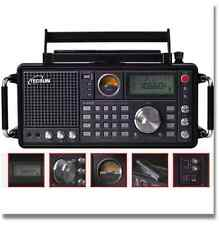Tecsun 2000 FM Stereo LW MW SW SSB Air Pll Synthesized  Radio