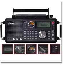 Tecsun 2000 FM Stereo LW MW SW SSB Air Pll Synthesized  Radio