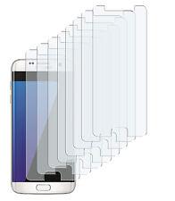 8 X Pellicola Protettiva Samsung Galaxy s7 Edge OPACA PROTEGGI SCHERMO SCREEN PROTECTOR