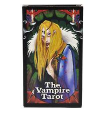 The Vampire Tarot Cards/Deck - Divination, Meditation, Spellcraft, Magick