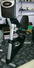 CYBEX EXERCISE BIKE 530R GYM  EXERCISE BIKE MONITOR SCREEN IN VGC Rep £1999+