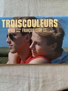Magazine Neuf Trois Couleurs François Ozon Été 85 Cinéma Benjamin Voisin