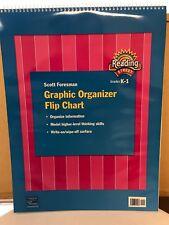 Scott Foresman Reading Street Graphic Organizer Flip Chart Grade K-1 Write/Wipe