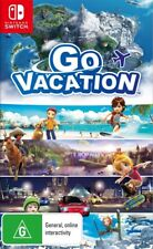 Go Vacation SWI | Nintendo Switch - New Game