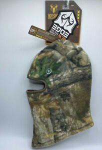 Boys 8-14 Realtree Edge Hot Shot Fleece Reversible Hunting Balaclava Facemask