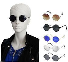 SONNENBRILLE RUND in Lennon Style Sonnenbrille Hippie- Nerdkult-Brille