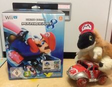 Mario Kart 8 limitada Collectors Edition Nintendo Wii U Blue puntiagudas Shell Estatua
