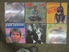JOHN DENVER LP's x 6  CHANGES DOUBLE LP, SPIRIT, DREAMLAND EXPRESS ETC EX COND