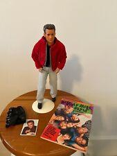 VINTAGE BEVERLY HILLS 90210 LUKE PERRY/ DYLAN MCKAY DOLL Mattel + BOOK