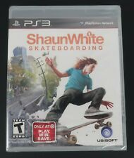 Shaun White Skateboarding PlayStation PS3 New