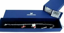 Swarovski 3D Hello Kitty Lollipop Bracelet Authentic MIB 1120584