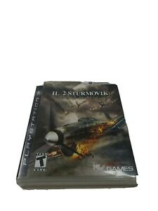 IL-2 Sturmovik: Birds of Prey (PS3, Sony PlayStation 3, 2009) No Manual
