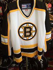 Boston Bruins NHL CCM Replica Hockey Jersey Sz. Large