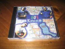 Chicano Rap CD 805 Locos - Mr. Happs Monteloco Cali Life Style Stilo Madogg