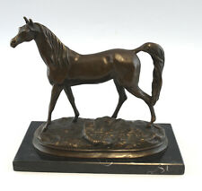 sculpture en bronze de Nick Sculpture Cheval 25x13x22cm 9937060