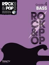 Trinity Rock & Pop Bass Grade 4 by Trinity College London (Mixed media product,…