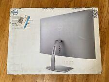 Dell Ultrathin S2719DM 27in. LED IPS LCD Monitor - Black