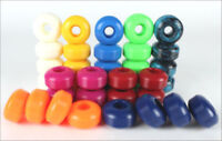 Lot 4 x Pro Skateboard Wheels 52mm 100A Skating Road Wheels PU Longboard Wheels