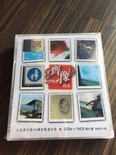 齐豫 chyi 精选 2cd+vcd 永远最好听的48首精选好歌 马来西亚 大马版 malaysia Press