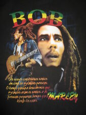 Two & Two Label - BOB MARLEY Color & B/W (XL) Tank-Top Shirt