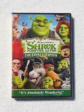 Shrek Forever After The Final Chapter (Dvd, 2010) New Sealed