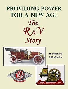 Stephens Root & Van Dervoort Gas Engine Moline R&V Knight Hit miss John Deere