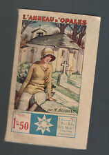 *** L'ANNEAU D'OPALES M.BEUDANT  1929 COLLECTION STELLA N°231