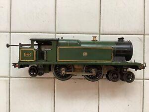 Hornby O Gauge Clockwork No.2 Special GWR 4-4-2 Tank Locomotive 2221