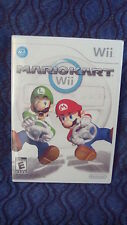 Mario Kart Wii  (Nintendo Wii, 2008) SEALED RACING CART BLUE SHELL MULTIPLAYER