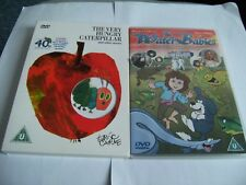 The Water Babies & The Very Hungry Caterpillar and Other Stories. DVDs Freepost.