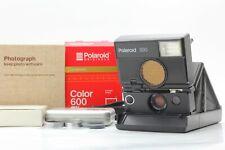 TESTED🔸N MINT🔸 Polaroid 690 SLR + Rare Close Up Lens Limited Film Insert Japan
