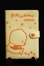 Pipi and Flowers 1999 Schedule Book Organizer