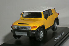 Cararama 1/43 Toyota FJ Cruiser Yellow