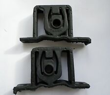 2  Exhaust Rubber Mount Audi A3 Petrol & Diesel Silencer Support Hanger Bracket