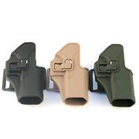 Magnetic Concealed Gun Pistol Holder Holster Under Desk Table Door Bed Magnet LL