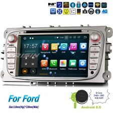 Ford Autoradio Android 8.0 DAB+Focus Mondeo C S-Max Galaxy GPS DVD DVR TPMS 7809