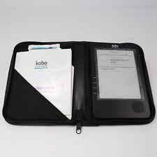Kobo Borders Wireless eReader 1GB, Wi-Fi, 6in Black (Never Used)