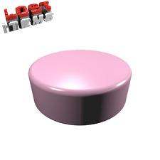 10 x [neu] LEGO Rundfliese 1 x 1 - hellrosa - 98138