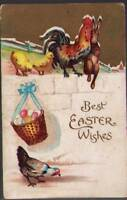 (tg9) Postcard: Easter Greetings