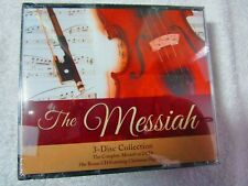 The Messiah  3 Disc Collection CD  2010