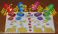 Original Build A Cootie Bug Game - 1997 Milton Bradley - Complete & Nice -No Box