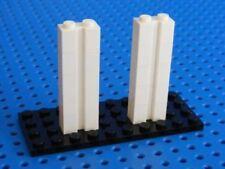 Building White LEGO Bricks Pieces
