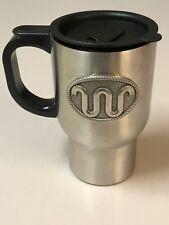 King Ranch Running W Stainless Steel Mug, GUC