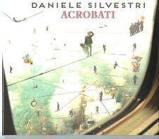 DANIELE SILVESTRI ACROBATI CD DIGIPACK NUOVO SIGILLATO !!