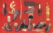 McCreedy & Schreiber Shoes Advertising New York City 1959 Vintage Postcard