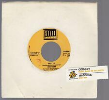 MADNESS DISCO 45 GIRI JUKE BOX SHUT UP B/W ODYSSEY GOING BACK TO MY ROOTS