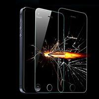 2PCS iPhone 5 / 5S / 5C / 5SE Schutzglas Verbundglas 9H  Display Folie