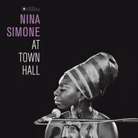 NINA SIMONE - AT TOWN HALL   VINYL LP NEU
