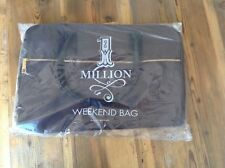 NEW  ⭐️PACO RABANNE ~ 1 MILLION⭐️Weekend Gym Sports Holdall Holdal Travel Bag